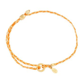 Orange Precious Threads Bracelet