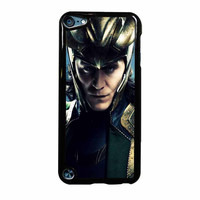 Loki Tom Hiddleston Face The Avengers Design iPod Touch 5th Generation Case