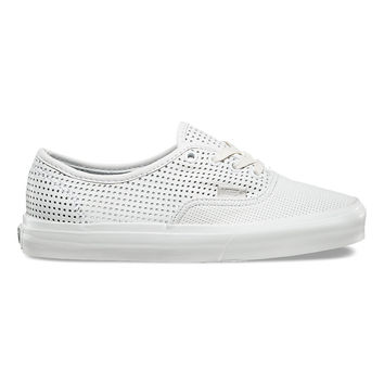 Vans Authentic DX Square Perf