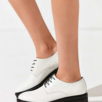 Vagabond Iza Leather Platform Oxford | Urban Outfitters