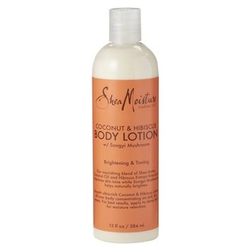 SheaMoisture Coconut & Hibiscus Body Lotion - 13 fl oz