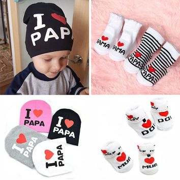 2019 Cute Newborn Baby Socks Soft Baby Girls Boys Socks Sokken Infant Toddler Stripe Anti Slip Socks neonato recien nacido Gift