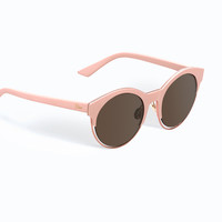 """dior sideral1"" sunglasses, pink - Dior"