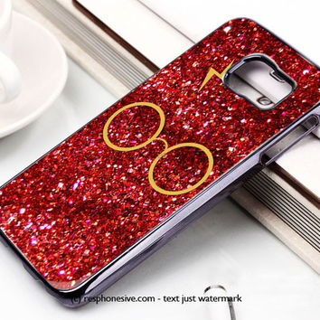 Harry Potter Face Samsung Galaxy S6 and S6 Edge Case