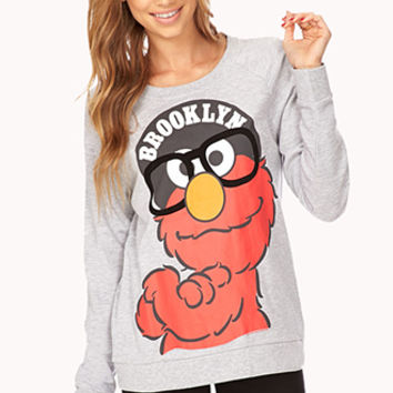 Chic Brooklyn Elmo Sweatshirt