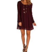 Black Dreamy Sequin Tunic