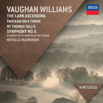 Academy of St. Martin in the Fields & Sir Neville Marriner & London Philharmonic Orchestra & Roger Norrington - Vaughan Williams: The Lark Ascending; Fantasia On A Theme By Thomas Tallis; Symphony No.5