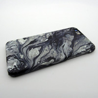 Unique marble Fancy marble phone case for iphone 5 5s SE 6 6s 6 plus 6s plus + Nice gift box 072601
