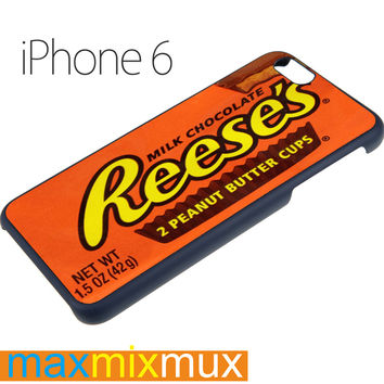 Reese'S Peanut Butter Cup iPhone 6/6+ Series Hard Case