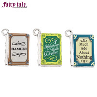 Shakespeare Book Charms | Hobby Lobby | 1321744