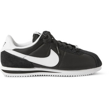 Nike - Cortez Panelled Sneakers | MR PORTER