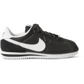 Nike - Cortez Panelled Sneakers  f6979bc33b