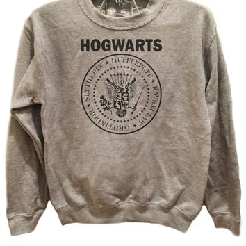 Hogwarts Ramones Theme - Sweater