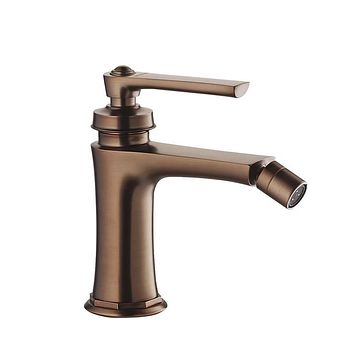 DAX-8509-ORB / DAX SINGLE HANDLE BIDET FAUCET, BRASS BODY, OIL RUBBED BRONZE FINISH, 3-9/16 INCHES