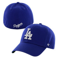 L.A. Dodgers '47 Brand Franchise Fitted Hat – Royal Blue