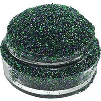 Lumikki Cosmetics Glitter For Eyeshadow / Eye Shadow / Eyes / Face / Lips / Nails Makeup - Compare to NYX - Shimmer Makeup Powder - Holographic Cosmetic Loose Glitter (Lizard Queen)