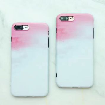 Fashion Gradient plastic Case Cover for Apple iPhone 5s 5 6 Plus 6 -05011