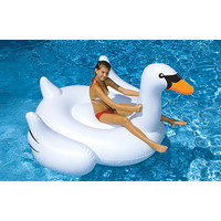 Walmart: Giant Swan Inflatable Pool Toy