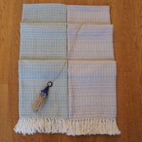 Peshtemal natural cotton, Turkish Towel hand woven,  beach towel, hammam towel, bath towel, Spa Yoga Towel