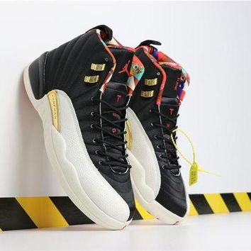 DCCK -Air Jordan 12 Retro 'CNY' CI2977-006