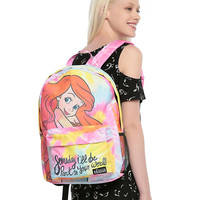Loungefly Disney The Little Mermaid Ariel Tie Dye Backpack