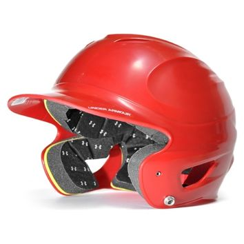 Under Armour UABH-110 Youth Solid Batting Helmet