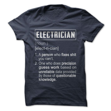 Electrician Defintion