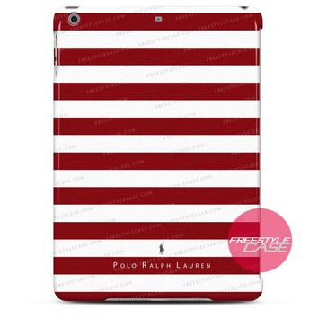 Ralph Lauren Polo Red iPad Case 2, 3, 4, Air, Mini Cover