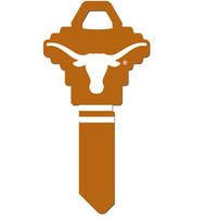 Schlage Key - Texas Longhorns CSK22