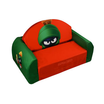 Komfy Kings, Inc 31117 Marvin the Martian Flip Sofa