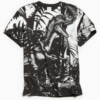 Jurassic Park Raptor Tee | Urban Outfitters