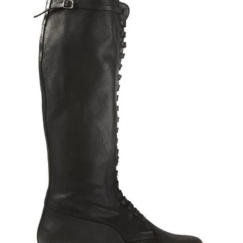 MM6 By Maison Martin Margiela lace-up boots