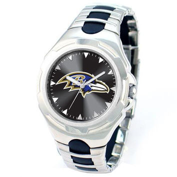 Baltimore Ravens NFL Mens Victory Series Watch