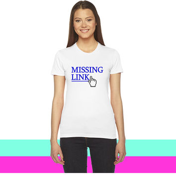 missing link_ women T-shirt