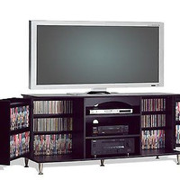 Modern Entertainment Center Stand Media Furniture Cabinet Console Storage New