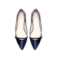 POINTED COURT SHOE WITH BUTTON - Shoes - Woman | ZARA United States