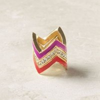 Tri-Layer Ring - Anthropologie.com