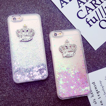 Best Protection Crown iPhone 7 7 Plus & iPhone 6 6s Plus Case Cover + Gift Box