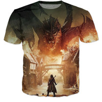 The Hobbit T shirt.