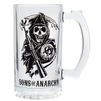 Sons Of Anarchy Logo Beer Mug