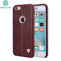 "Apple iPhone 6 6S Plus 5.5"" Case Original Nillkin Englon Leather Cases For iPhone 6 6s (4.7"") Phone Back Covers"