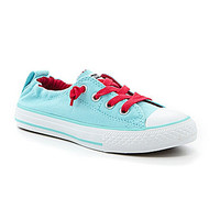 Converse Girls' Chuck Taylor All-Star Shoreline Sneakers - Poolside/Be