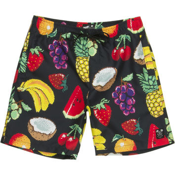 Neff Fruit Hot Tub Board Short - Men's Black,