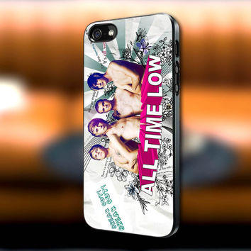 All Time Low Band iPhone case, Samsung Galaxy s3/s4 case, iPhone 4/4s case, iPhone 5 case