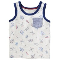 Baby Boy OshKosh B'gosh® Baseball Tank Top | null