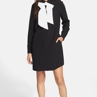 Women's kate spade new york bow shirtdress,
