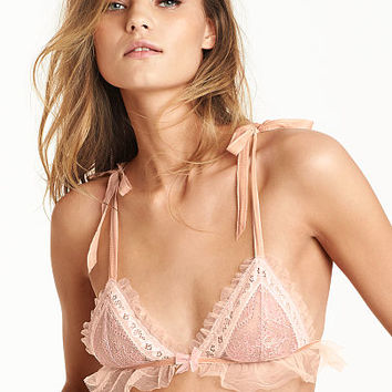Tulle & Lace Bralette - Dream Angels Luxe - Victoria's Secret
