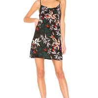 Obey Calyx Dress in Dark Floral