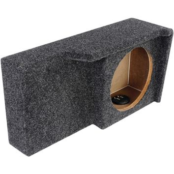 "Atrend Bbox Series 10"" Subwoofer Box For Ford Vehicles (single Downfire)"