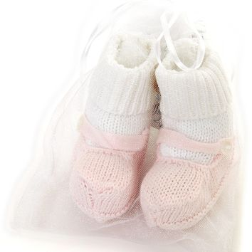 Feltman Bros. Booties for the Baby Girl